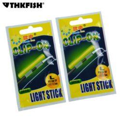 Clip On! Fishing Glow Stick