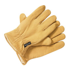 Dickies Lined Leather Gloves Gl0200