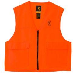 browning blaze safety vest