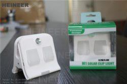 solar clip light